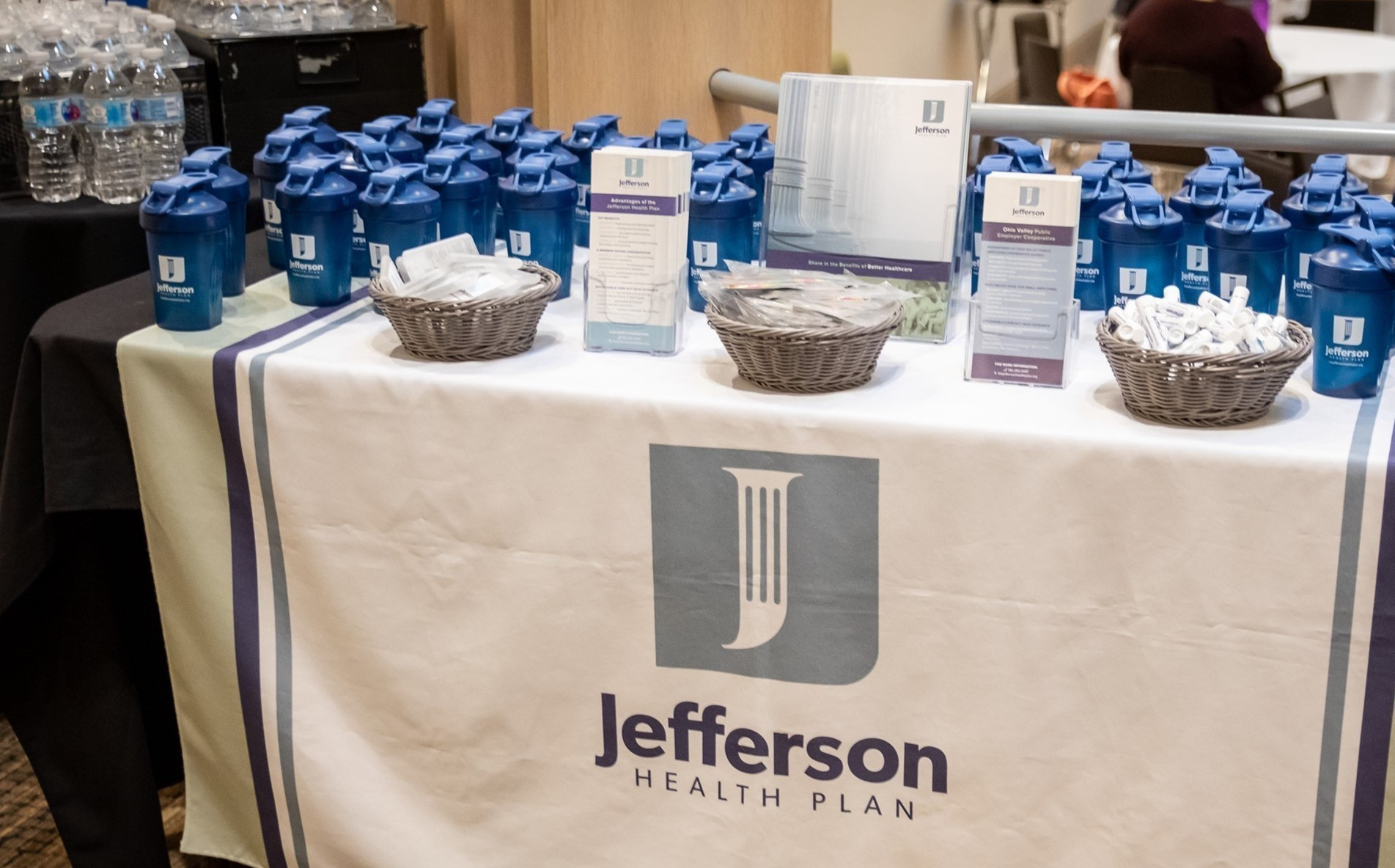 JHP Booth